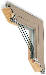Triple Glazed Window